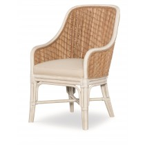 Amelia Arm Chair - Peninsula/Flax