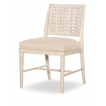 Naples Side Chair - Peninsula/Flax