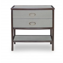 Canvas Nightstand-Dove Grey (Cv-510-411-100, C411-510)