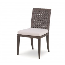 Litchfield Side Chair-Mink Grey/Flax (Lw-020-113-07, C113-020-07)
