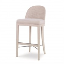 Tybee Bar Stool-Peninsula/Flax