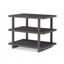 Pawleys Tier Table-Mink Grey (Lw-215-113, C113-215)