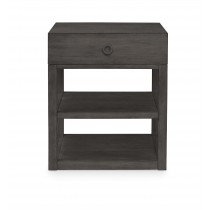 Laguna Small Nightstand-Mink Grey (Lw-216-113)