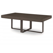 Baha Cocktail Table-Mink Grey