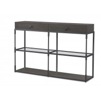 Westport Double Console-Mink Grey