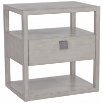 New Haven One Drawer Nightstand-Peninsula (Lw-297-105, C105-297)