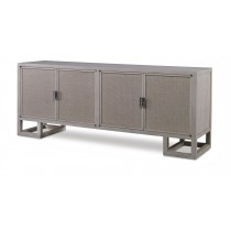 Mackinaw 4 Door Credenza-Peninsula