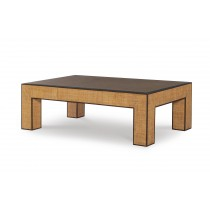 Newport 1 Drawer Coffee Table-Sand/Light Brown
