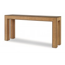 Newport Console Table-Sand/Light Brown
