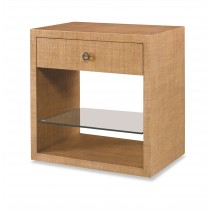 Charleston Large Nightstand-Sand