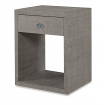 Charleston Small Nightstand-French Grey (Pv-352-210)