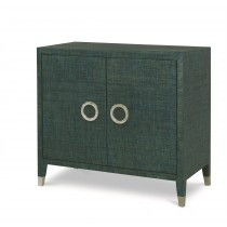 Charleston 2 Door Chest-Aqua (Pv-578-204)