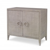 Charleston 2 Door Chest-French Grey