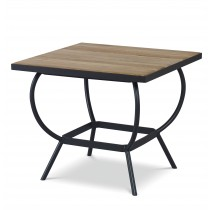 Bord De Mer Square Side Table