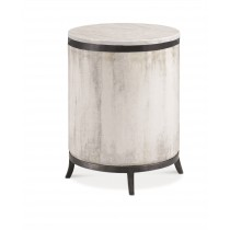 "18.25"" Round Side Table"