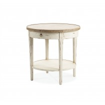 Hannah Round End Table