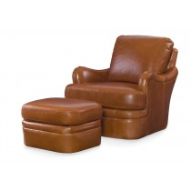 Whitby Chair With Ottoman