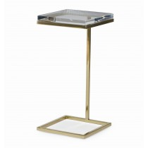 Martini Luxe Accent Table