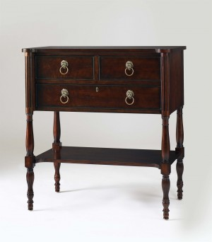 Wellington Court Bedside Table