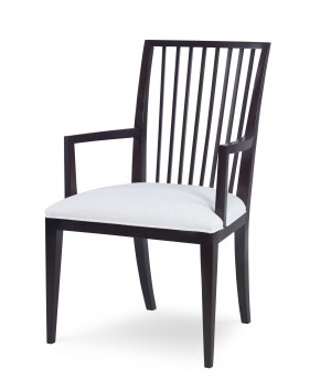 Stocked Leatrice Arm Chair