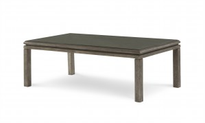 Sunday Coffee Table With Glass Insert