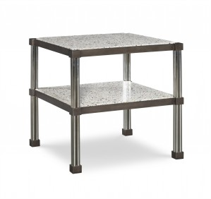 Ascher Chairside Table
