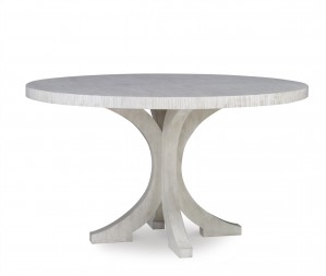 Carlyle Round Dining Table-Peninsula (Bb-109-105)