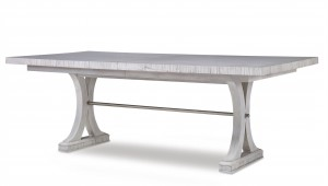 Carlyle Rectangular Dining Table-Peninsula (Bb-110-105)