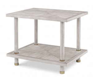Biscayne Side Table-Peninsula