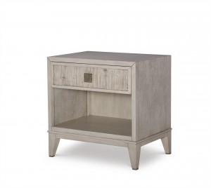Carlyle 1 Drawer Nightstand-Peninsula (Bb-410-105)