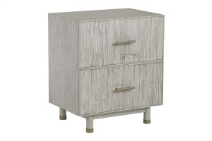 Biscayne 2 Drawer Nightstand-Peninsula