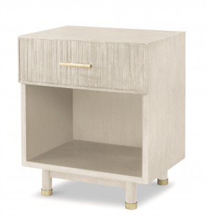 Biscayne 1 Drawer Nightstand-Peninsula