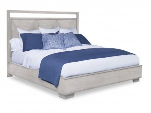 Del-Ray King Bed-Peninsula (Bb-560-105)