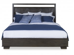 Del-Ray Bed-King-Mink Grey (Bb-560-113)