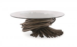 Knot Cocktail Table-Grey