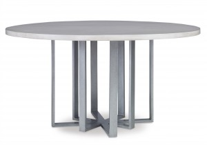 Fripp Round Dining Table-Peninsula