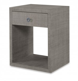 Charleston Small Nightstand-French Grey