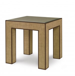 Newport End Table-Sand/Light Brown (Pv-385-209-100, C209-385)