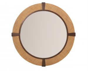 "St. Simons 60"" Mirror-Sand/Light Brown"