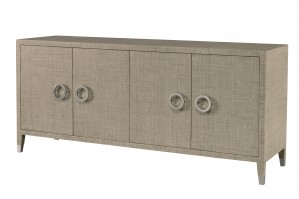 Charleston 4 Door Chest-French Grey