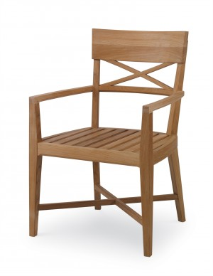 West Bay Dining Arm Chair