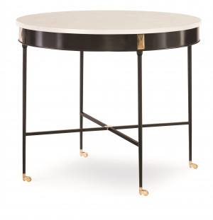 Sky Hall Table With Stone Top