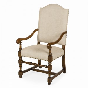 Andover William & Mary Arm Chair
