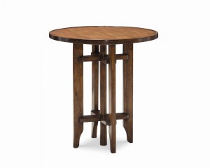 Andover Round End Table