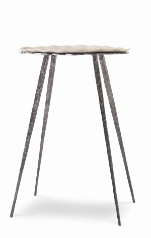 Lift Oval Accent Table