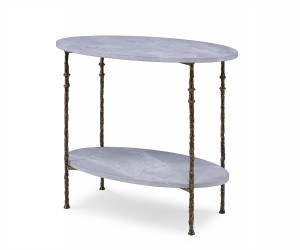 Caen Chairside Table